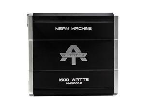 Autotek Mean Machine 2Ch. 1600w Amplifier