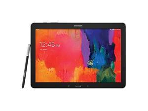 "Samsung Galaxy NotePRO SM-P907A 32 GB Tablet - 12.2"" - Plane to Line (PLS) Switching - Wireless LAN - AT&T - 4G - Qualcomm Snapdragon 800 MSM8974 2.30 GHz - Black"