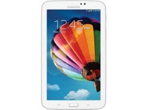 "Samsung Galaxy Tab 3 16 GB Tablet - 7"" - Sprint Nextel - 4G - Qualcomm Snapdrago"