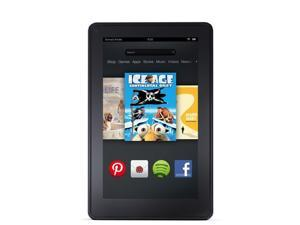 "Kindle Fire - 7"" - 8 GB - Black Wifi  Includes Special Offers (Previous Generati"