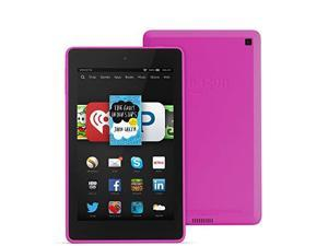 "Fire HD 6, 6"" HD Display, Wi-Fi, 8 GB - Includes Special Offers, Magenta"