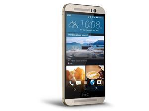 HTC One M9, Gold on Silver 32GB (Sprint)