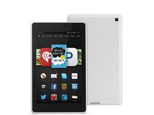 "Fire HD 6, 6"" HD Display, Wi-Fi, 16 GB - Includes Special Offers, White"