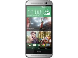 HTC One M8, Glacial Silver 32GB (Verizon Wireless)