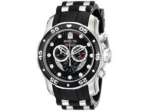 Invicta Men's 6977 Pro Diver Collection Stainless Steel Watch [Watch] Invicta