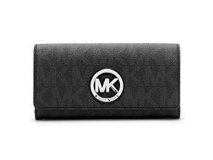 Michael Kors Signature Fulton Carry All Wallet