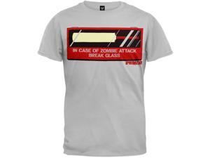 Shaun Of The Dead - In Case Of Zombie Attack T-Shirt