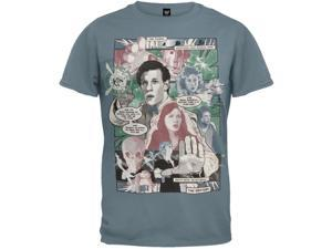 Doctor Who - Comic Book T-Shirt