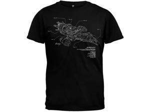 Firefly - Serenity Ship T-Shirt