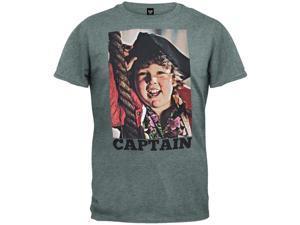 Goonies - Captain Chunk Soft T-Shirt