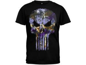 Punisher - Purple Skull T-Shirt