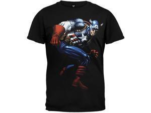 Captain America - Captain Action T-Shirt