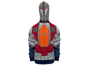 Transformers - Mr. Scream Costume Zip Hoodie