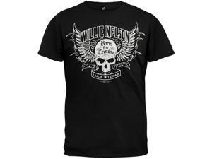 Willie Nelson - Born For Trouble T-Shirt