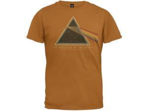 Pink Floyd - Dark Side Orange T-Shirt