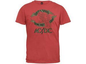 AC/DC - Dirty Deeds Tattoo Soft T-Shirt