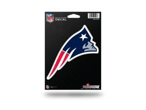 New England Patriots Die Cut Vinyl Decal