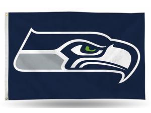 Seattle Seahawks Banner Flag