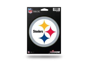 Pittsburgh Steelers Die Cut Vinyl Decal