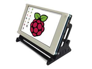 Raspberry Pi 7 Inch 800x480 Pixel Hdmi Input Capacitive TouchScreen Display