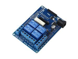 5V 1 Channel Relay Module Shield for Arduino ARM