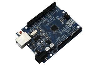 Arduino UNO R3 development board microcontroller /w USB cable 328P DCCduino