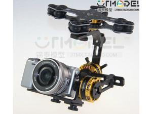 DYS Brushless Three 3 axis Gimbal,Sony Canon 5N 5R NEX ILDC Camera Aerial FPV