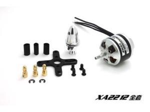 Emax XA2212 Brushless Motor 1400KV 196W w/Prop Adapter for Quadcopter 8040 PROP
