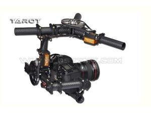 Tarot TL100AAA 3-Axis Camera Mount Gimbal W/servos,DSLR 5D 5D2 Mark Aerial photo