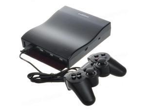 Shanhai GAMEBOX Multi-Game Platform TV Video Game Console with Dual-Shock Joypad Gamepad Set (PAL/NTSC)