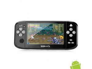 "Shanhai YINLIPS G17 4.3"" TFT Two Point Touch Android 4.0 Tablet PC HD Game Pad w/ HDMI / Dual Camera Black"