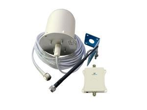Signalbox 70dB 1700MHz AWS/3G/4G/LTE Cell Phone Signal Repeater Booster with Omni-directional Antenna