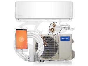 MRCOOL DIY 18K BTU 16 SEER Server Room Ductless Mini-Split Heat Pump w/ WiFi