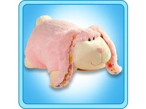 "Authentic Pillow Pets Cuddly Bunny Pink Small 11"" Plush Toy Gift"