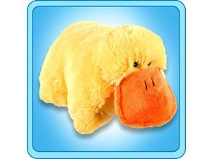 """Authentic Pillow Pets Puffy Duck Small 11"""" Plush Toy Gift"""