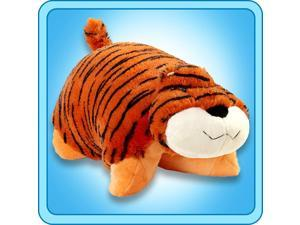 """Authentic Pillow Pets Mr. Tiger Large 18"""" Plush Toy Gift"""