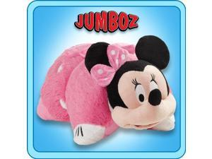 """Authentic Pillow Pets Minnie Mouse Disney Huge XXL 30"""" Jumbo Plush Toy Gift"""