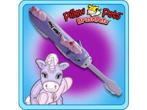 As Seen On TV Pillow Pets BrushPets Talking Toothbrush Magical Unicorn Toy Gift
