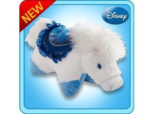 """Authentic Pillow Pets Disney Cinderalla Horse Large 18"""" Plush Toy Gift"""