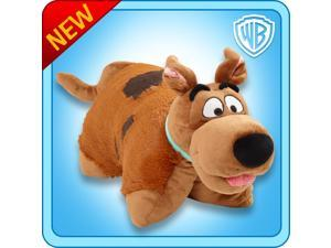 """Authentic Pillow Pets Disney Scooby Doo Large 18"""" Plush Toy Gift"""