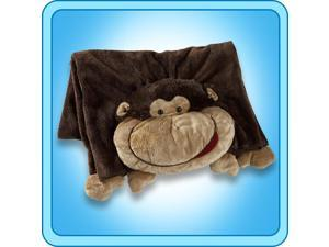 Authentic Pillow Pet Silly Monkey Blanket Plush Toy Gift