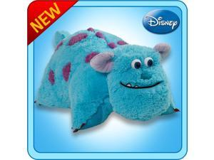 "Authentic Pillow Pets Disney Sulley Large 18"" Plush Toy Gift"