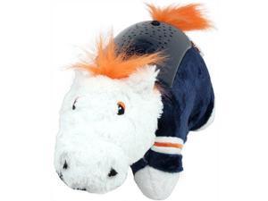 NFL Football Denver Broncos Sport Pillow Pets Dream Lites Toy Gift 1010