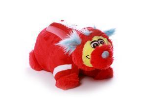 MLB Baseball Cincinnati Reds Sport Pillow Pet Dream Lites Mascot Toy 2007