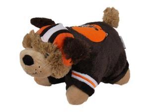 NFL Football Cleveland Browns Sport Pillow Pet Mini Mascot Plush Toy 1008