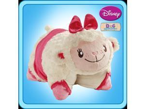 """Authentic Pillow Pets Disney Doc Mcstuffins Lambie Large 18"""" Plush Toy Gift"""