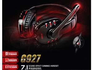 Fashion Somic G927 USB Headphone 7.1 Sound Effect Gaming Headset Game Headphone Earphone With Microphone