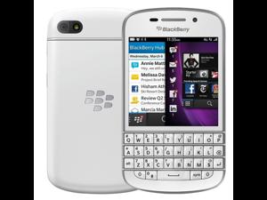 Blackberry Q10 Original Unlocked Cell Phone GSM 8.0MP Camera Dual Core 2G RAM 16G ROM