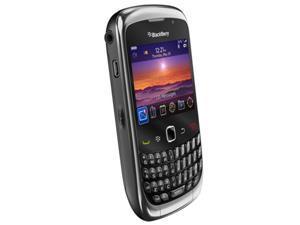 Original BlackBerry Pearl 9300 Unlocked 3G Smartphone 3G Network WiFi GPS QWERTY