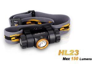 Fenix HL23 Cree XP-G2 R5 150 Lumens LED Headlamp Uses one AA (Ni-MH, Alkaline) battery Headlight